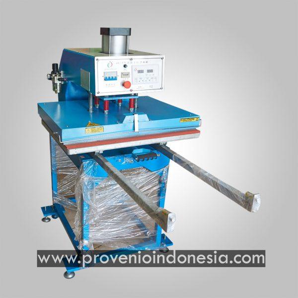 Mesin Heat Press JC 7 Perlengkapan Peralatan Sablon Provenio Indonesia