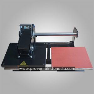 Mesin Heat Press Kaos Machine JC 2B Provenio Indonesia Peralatan Perlengkapan Sablon