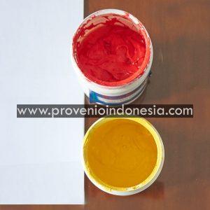 Tinta Sablon Kaos Plastisol Color Perlengkapan Peralatan Sablon Provenio Indonesia