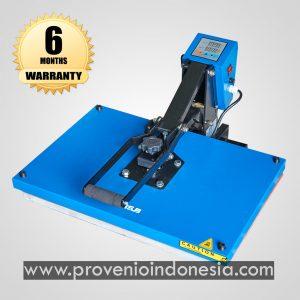 Mesin Heat Press Kaos Machine 40x60 Perlengkapan Peralatan Sablon Provenio Indonesia