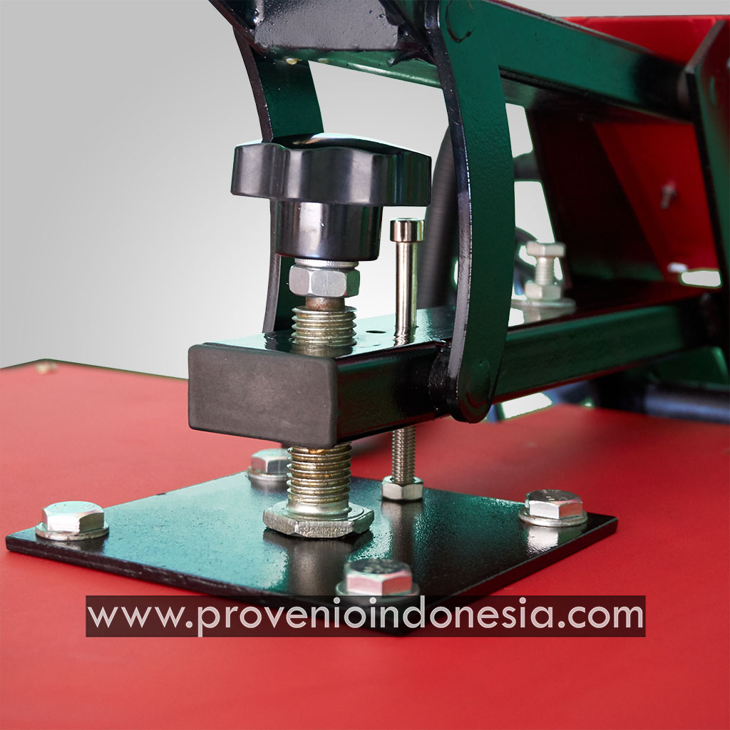 Mesin Heat Press kaos Machine JC5B Provenio Indonesia