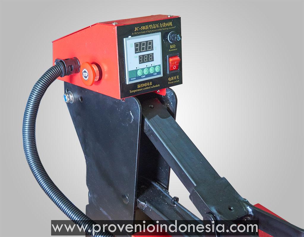 Mesin Heat Press kaos Machine JC5E ProvenioIndonesia