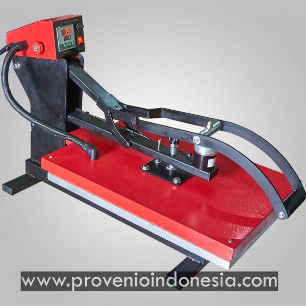 Mesin Heat Press Machine Magnet Otomatis Kaos Provenio Indonesia Jakarta 5E