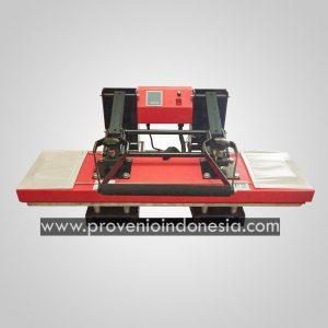 Mesin Heat Press Machine Panjang 25x100 Dasi Lanyard Perlengkapan Sablon Sublim Digital Provenio Indonesia