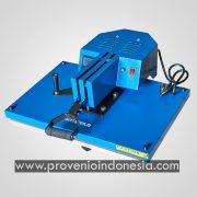 Mesin Heat Press Kaos Swing Machine 40x60 Perlengkapan Peralatan Sablon Plastisol Digital Polyflex Provenio Indonesia