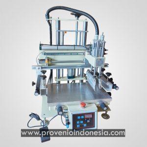 Mesin Sablon Otomatis Meja Cetak Plastik Kertas Kain Kaos Peralatan Sablon Provenio Indonesia
