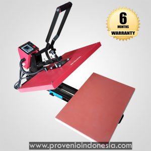 Mesin Heat Press Kaos 40x60 Slide Stark Provenio Indonesia